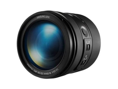 Samsung 16-50mm F2-2.8 S ED OIS lens