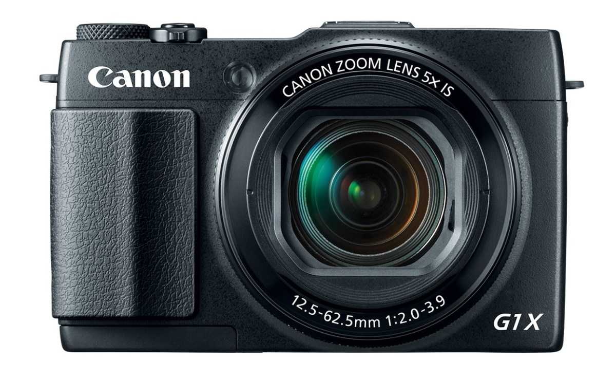 Canon PowerShot G1 X Mark II - Front