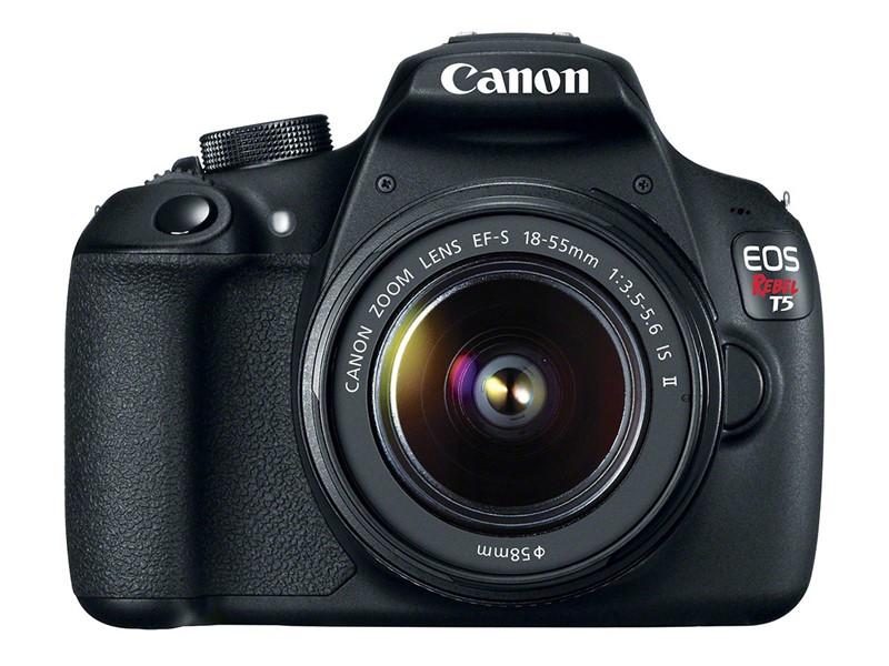 Canon Rebel T5 (EOS 1200D)  - Front