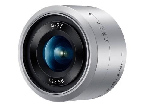 Samsung NX mini - NX-M 9-27mm F3.5-5.6 ED OIS lens