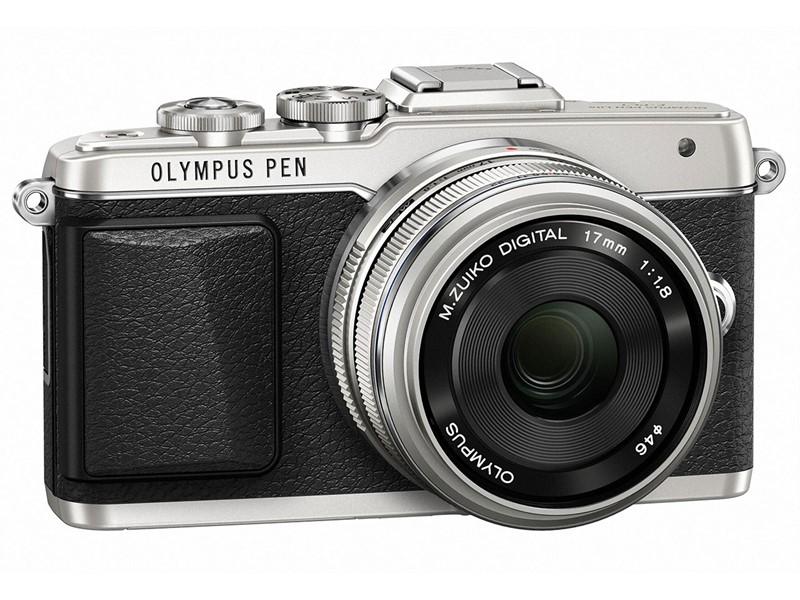 Olympus PEN E-PL7 - Silver