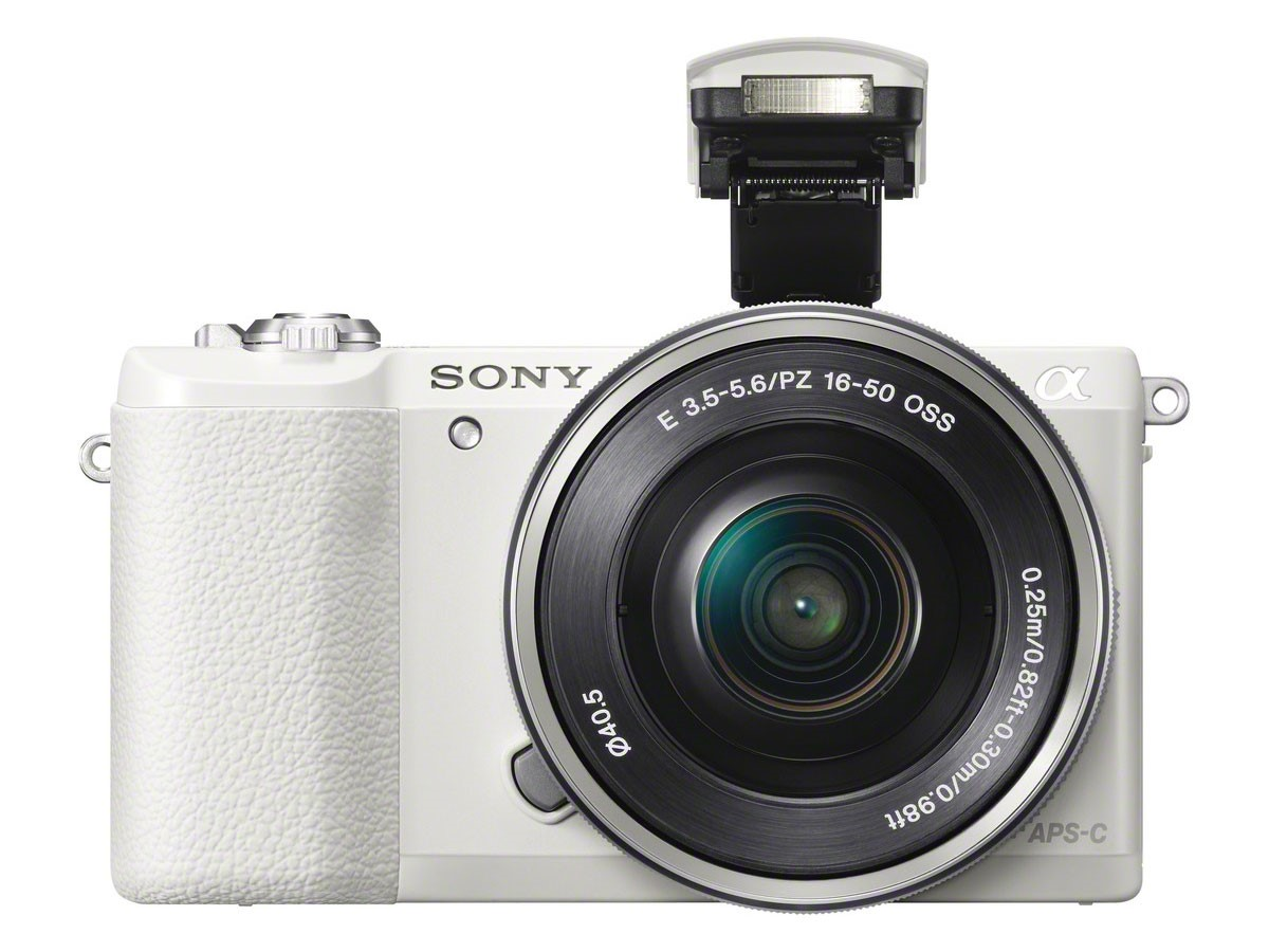Sony Alpha a5100 - White