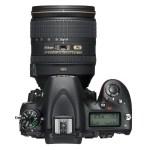 Nikon D750 - top
