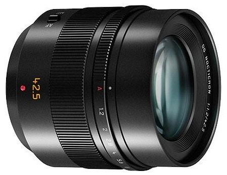 Panasonic Leica DG Nocticron 42.5mm f:1.2 ASPH : POWER O.I.S Lens