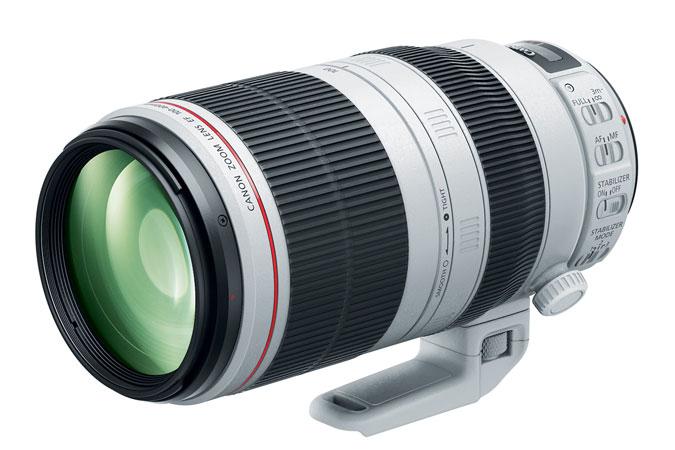 Canon EF 100-400 f:4.5-5.6L IS II