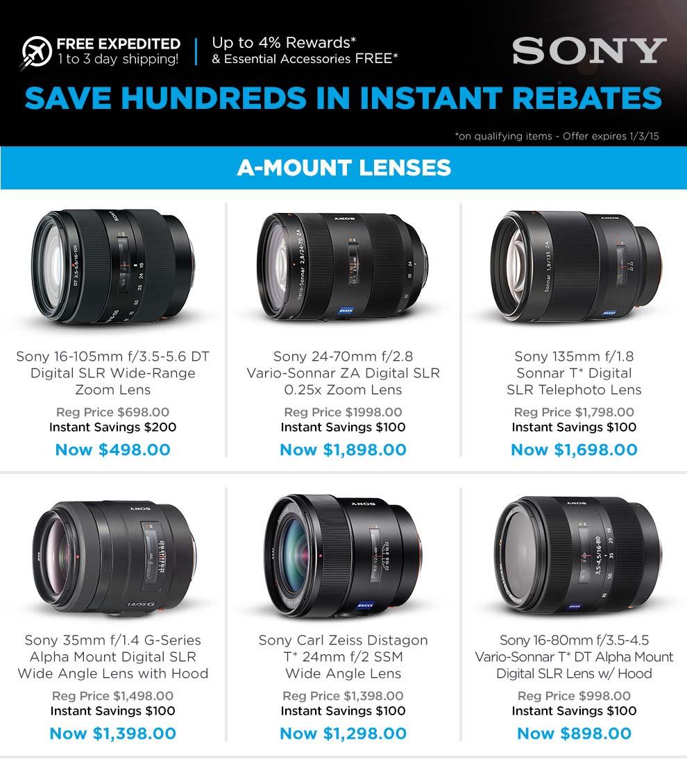 Sony-Instant-Rebate