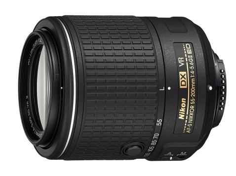 Nikon AF-S DX NIKKOR 55-200mm f:4.5-5.6G ED VR Lens