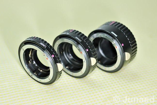 Auto Focus Extension Tube