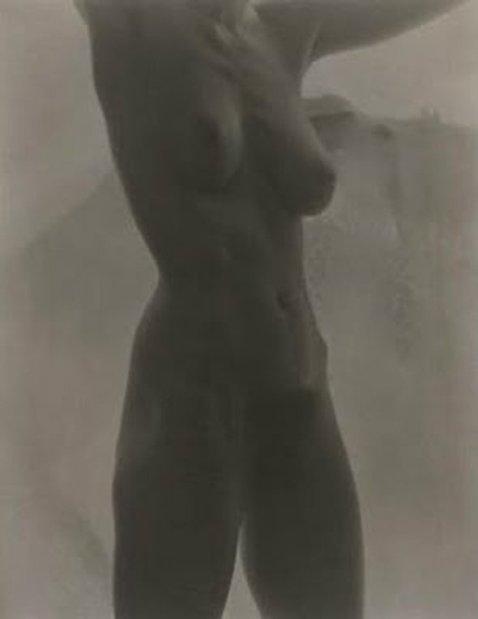 Georgia O'Keeffe Nude (1919) by Alfred Stieglitz
