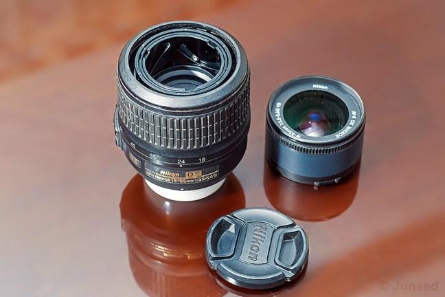 Convert Normal Zoom Lens to Macro lens