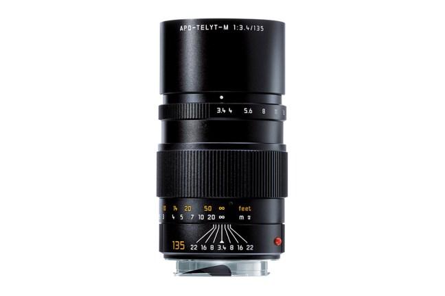 Leica APO-Telyt-M 135mm f3.4 Lens 01