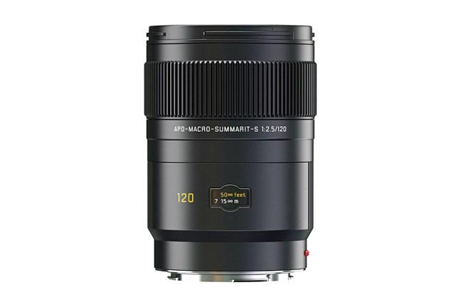 Leica Apo-Macro-Summarit-S 120mm f2.5 Lens 01