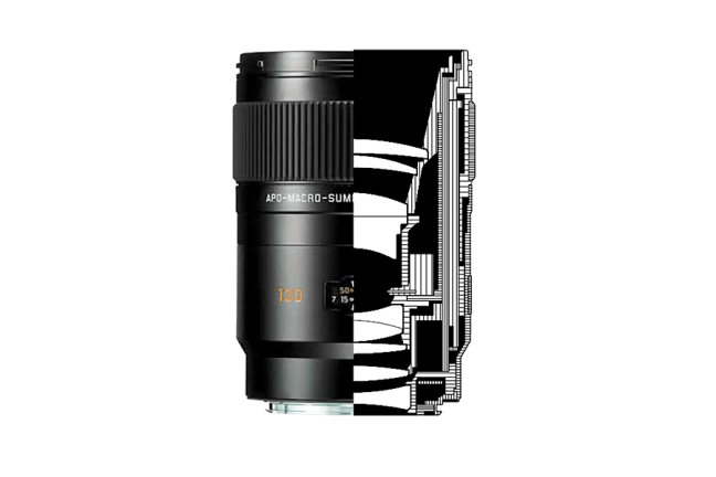 Leica Apo-Macro-Summarit-S 120mm f2.5 Lens 06