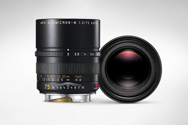 Leica Apo-Summicron-M 75mm f2 ASPH Lens 01