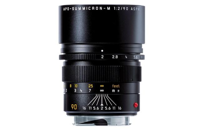 Leica Apo-Summicron-M 90mm f2 ASPH Lens 02