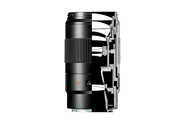 Leica Apo-Tele-Elmar-S 180mm f3.5 Lens 05