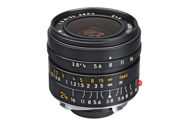 Leica Elmar-M 24mm f3.8 ASPH Lens 03