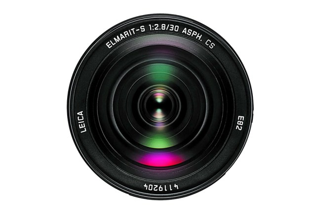 Leica Elmarit-S 30mm f2.8 ASPH CS Lens 02