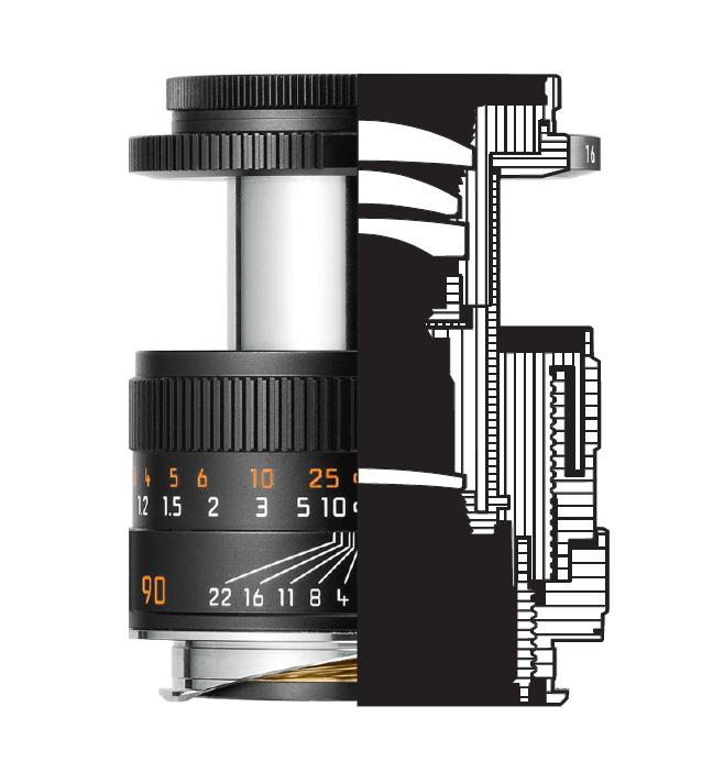 Leica Macro-Elmar-M 90mm f4 Lens 12