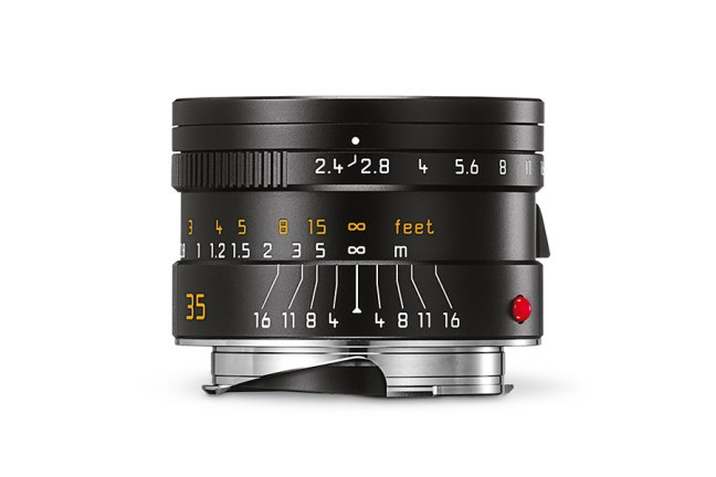 Leica Summarit-M 35mm f2.4 ASPH Lens 03