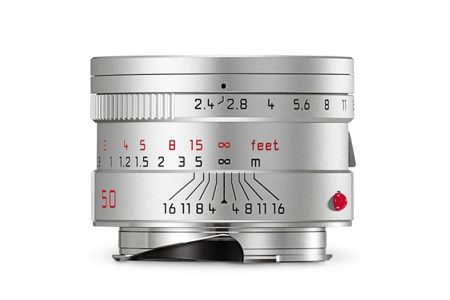 Leica Summarit-M 50mm f2.4 Lens 06