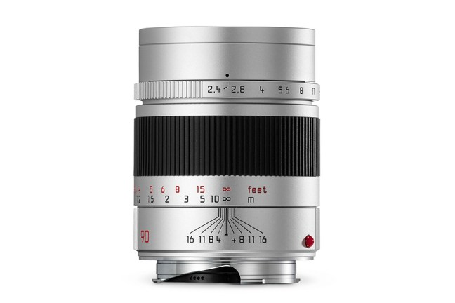 Leica Summarit-M 90mm f2.4 Lens 08