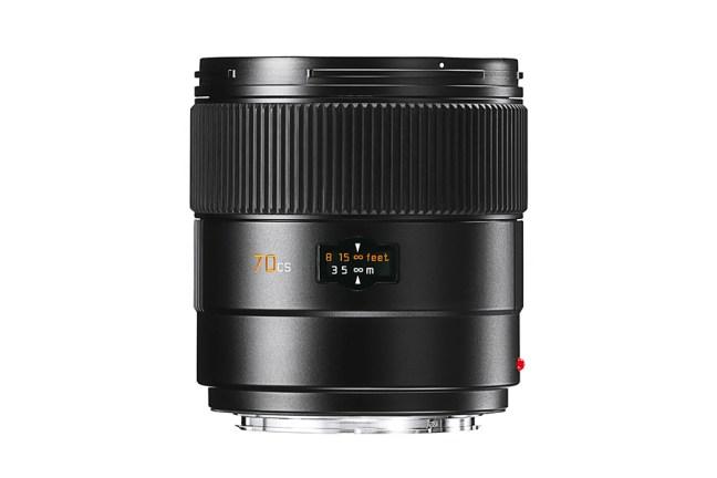 Leica Summarit-S 70mm f2.5 ASPH CS Lens 03