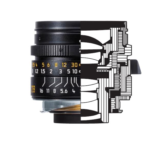 Leica Summicron-M 28mm f2 ASPH Lens 10