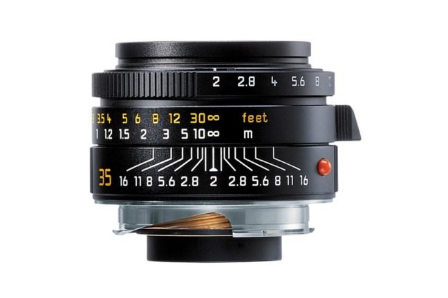Leica Summicron-M 35mm f2 ASPH Lens 06