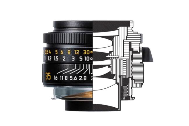 Leica Summicron-M 35mm f2 ASPH Lens 15