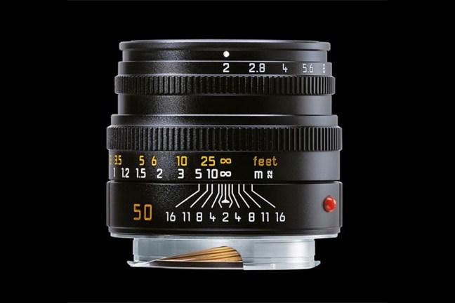 Leica Summicron-M 50mm f2 Lens 03