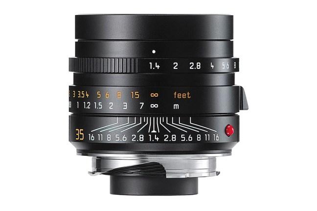 Leica Summilux-M 35mm f1.4 ASPH Lens 01