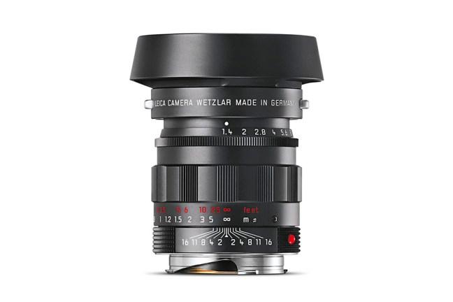 Leica Summilux-M 50mm f1.4 ASPH Lens 11