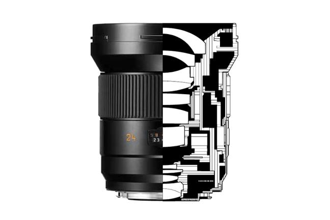 Leica Super-Elmar-S 24mm f3.4 ASPH Lens 11
