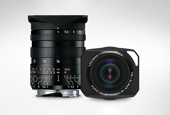 Leica Tri-Elmar-M 16-18-21mm f4 ASPH Lens 03