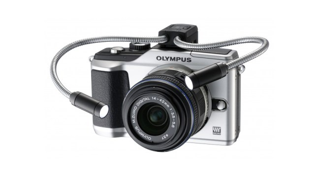 Olympus Macro Arm Light (MAL-1) 01