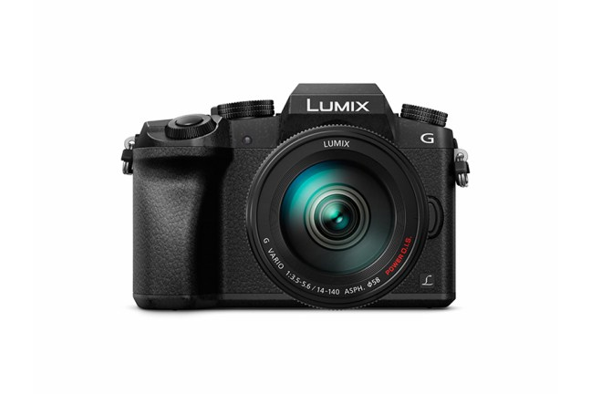 Panasonic LUMIX DMC-G7 10