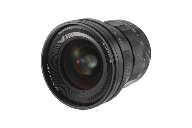 Voigtlander 10.5mm f:0.95 Nokton Lens 02