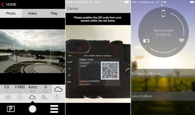 Leica Q app