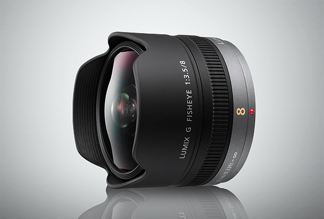 Panasonic Lumix G 8mm f:3.5 Fisheye Lens 05