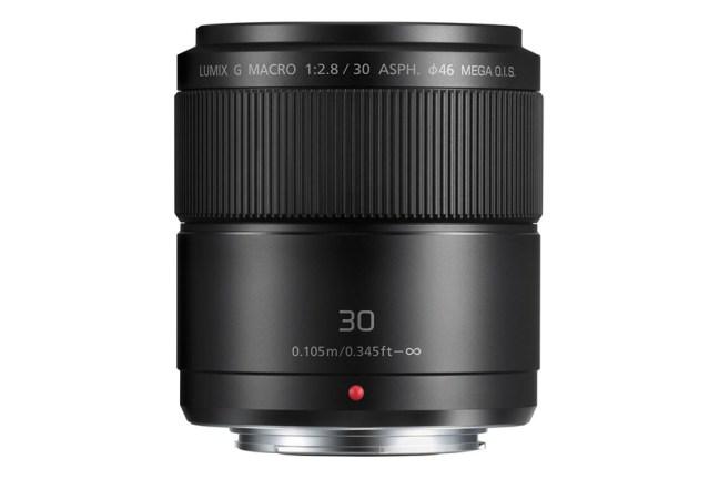 Panasonic Lumix G Macro 30mm f:2.8 Asph MEGA O.I.S Lens 03