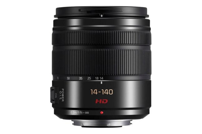 Panasonic Lumix G Vario 14-140mm f:3.5-5.6 Asph Power O.I.S. Lens 02