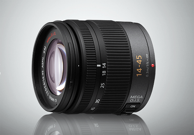 Panasonic Lumix G Vario 14-45mm f:3.5–5.6 Asph Mega O.I.S. Lens 06