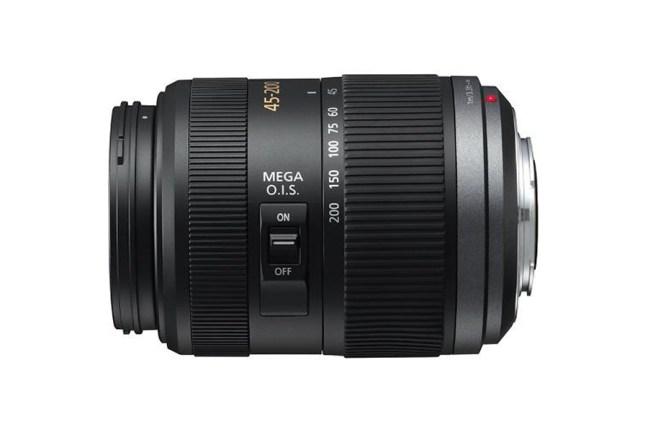 Panasonic Lumix G Vario 45–200mm f:4–5.6 Mega O.I.S. Lens 02