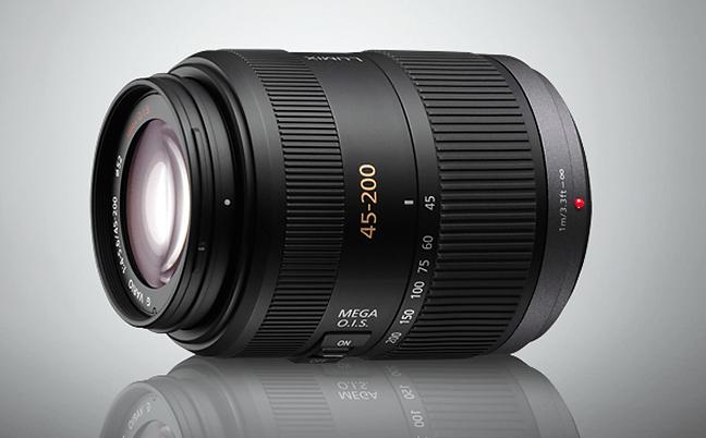 Panasonic Lumix G Vario 45–200mm f:4–5.6 Mega O.I.S. Lens 06
