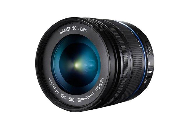 Samsung 18-55mm F3.5-5.6 OIS III Lens 06