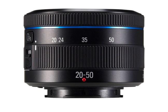 Samsung 20-50mm F3.5-5.6 ED II Lens 06