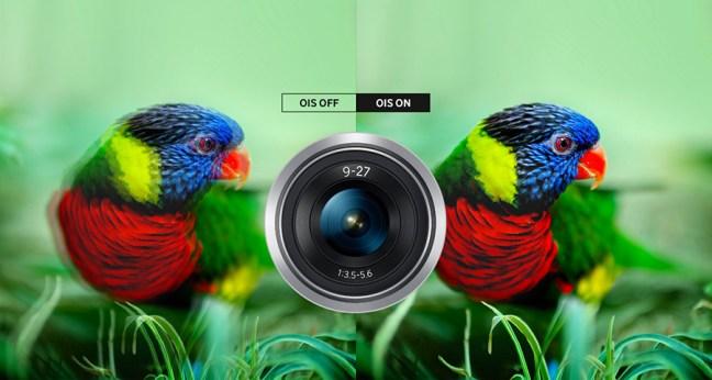Samsung 9-27mm f3.5-5.6 ED OIS Lens for NX Mini 01