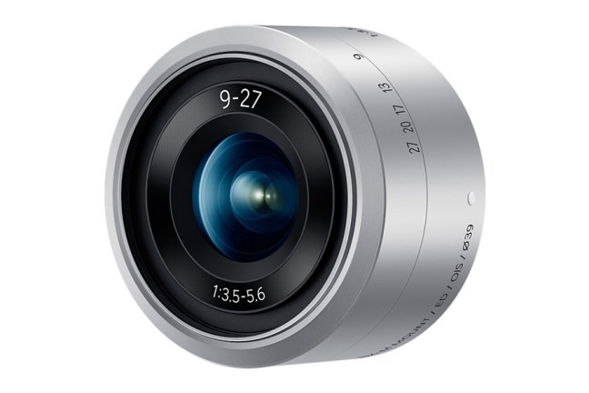 Samsung 9-27mm f3.5-5.6 ED OIS Lens for NX Mini 07