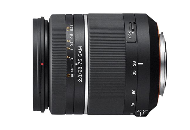 Sony 28–75mm F2.8 SAM ( SAL2875 ) 01
